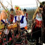 The Bulgarian Wine Festival Trifon Zarezan