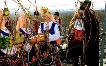 The Bulgarian Wine Festival Trifon Zarezan