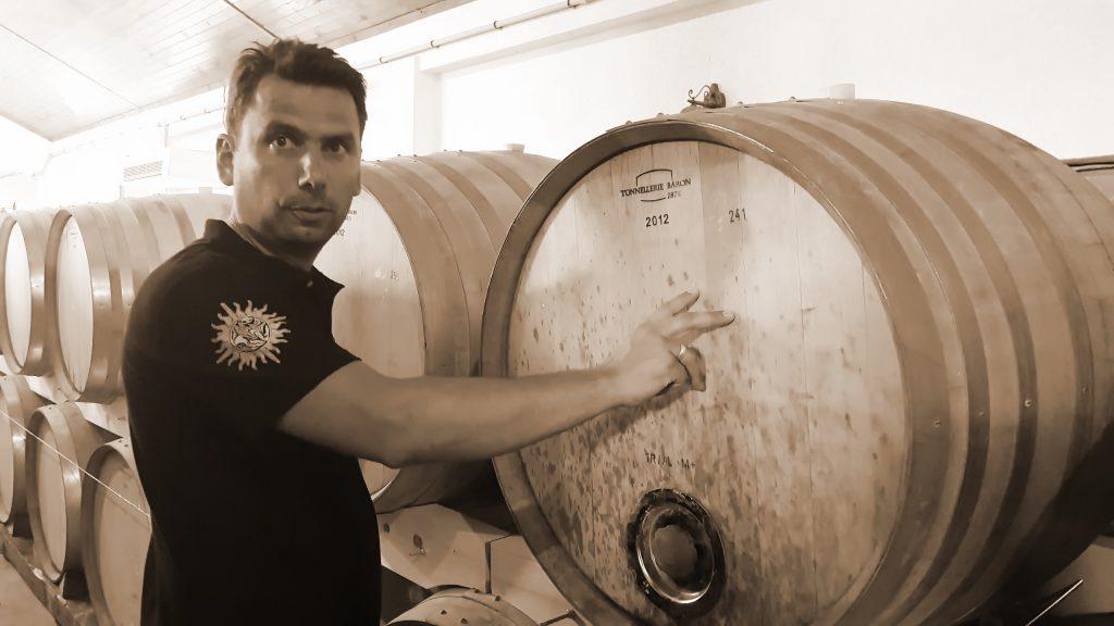 Terra Tangra Winemaking